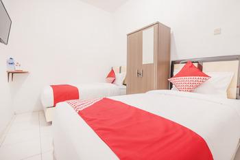 OYO 160 Lontar Residence Jakarta - Standard Twin Room Regular Plan