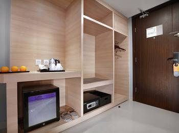 Harper MT Haryono - Superior Room Only Hot Deal 20% Off