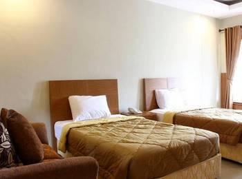 Bumi Cikeas Resort Bogor - Deluxe Balcony Regular Plan