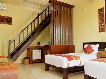 Beji Ubud Resort Bali - Lumbung Family Domestic Rates Promo