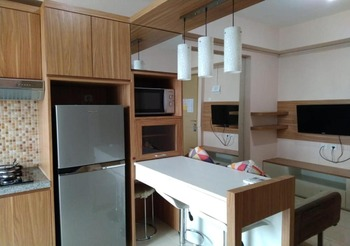 Educity Apartment by Marco Surabaya - Deluxe Double Bedroom Room Only FC Stay More Pay Less