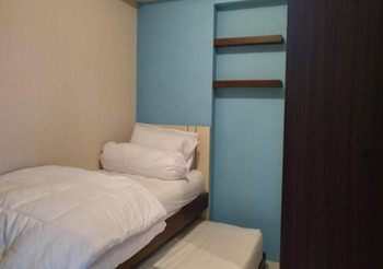 Educity Apartment by Marco Surabaya - Superior Double Bedroom Room Only FC Stay More Pay Less