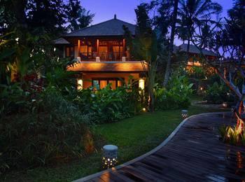Beingsattvaa Vegetarian Retreat Bali - Suite Twin Bed Room Last Minute 26% OFF