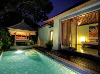 Kyriad Villa & Hotel Seminyak - 4 Bedrooms Villa with Private Pool Non-Refundable Room Only Last Minutes Deal