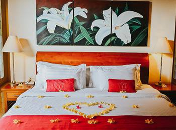 Kyriad Villa & Hotel Seminyak - Deluxe Room - Refundable Room Only Last Minutes Deal