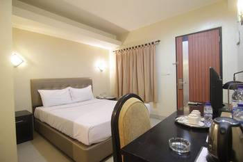 Rota Hotel Jakarta - DELUXE DOUBLE ROOM ONLY Regular Plan