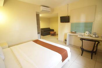 Rota Hotel Jakarta - JUNIOR SUITE ROOM ONLY Regular Plan