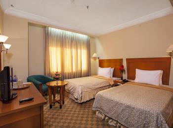 Hotel Nalendra Bandung - Standard Twin WEEKEND PROMO