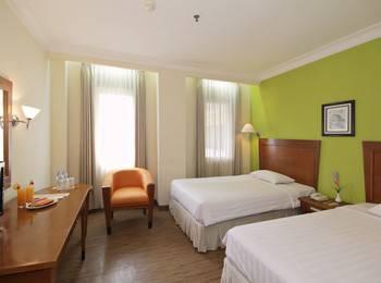 Hotel Nalendra Bandung - Standard Twin Room Only PPKM DARURAT