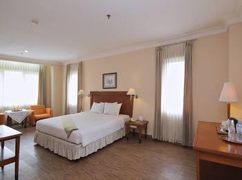 Hotel Nalendra Bandung - Deluxe Room Only Ied Mubarak Promo
