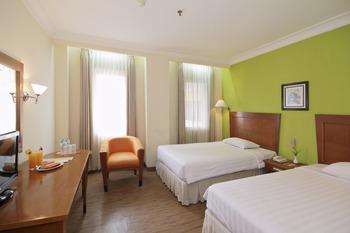 Hotel Nalendra Bandung - Standard Twin JUN-JUL-AGUSTUS  HEMAT 19