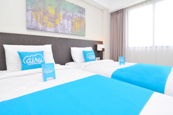 Airy Legian Sunset Road Nakula 9 Kuta Bali - Superior Twin Room Only Regular Plan