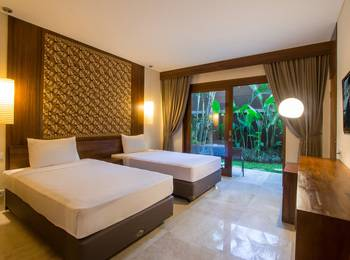 M Suite Bali - Family Room Regular Plan