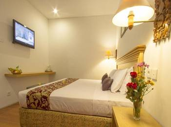 Seminyak Paradiso Hotel Bali - Premier Room with Breakfast Regular Plan