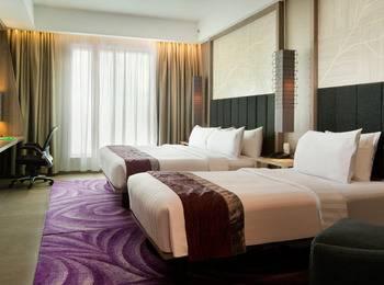 Holiday Inn Pasteur Bandung Bandung - Family Room With Breakfast Regular Plan