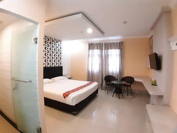 Grand Puncak Lestari Hotel Belitung - Junior Suite Room wellcome January