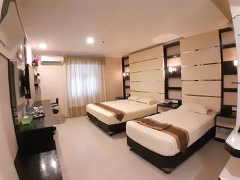 Grand Puncak Lestari Hotel Belitung - Puncak Suite Room wellcome January
