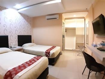 Grand Puncak Lestari Hotel Belitung - Superior Room wellcome January