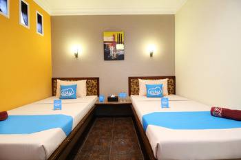 Airy Alun Alun Mastrip 56 Blitar - Executive Twin Room with Breakfast Special Promo 4