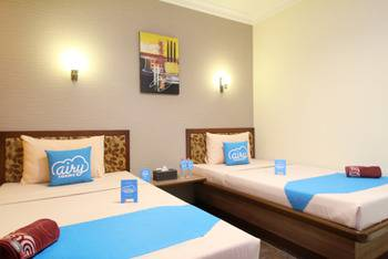 Airy Alun Alun Mastrip 56 Blitar - Executive Twin Room Only Special Promo 4