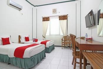 RedDoorz near XT Square Yogyakarta Yogyakarta - RedDoorz Twin Room Last Minute
