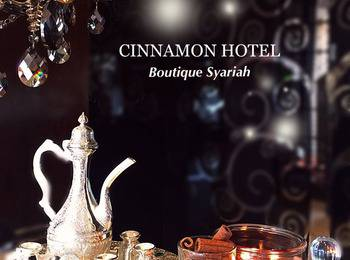Cinnamon Hotel Boutique Syariah Bandung - Deluxe Kingbed Room Only Regular Plan
