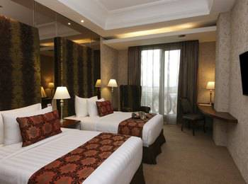 Cinnamon Hotel Boutique Syariah Bandung - Deluxe Twin Room Only Regular Plan