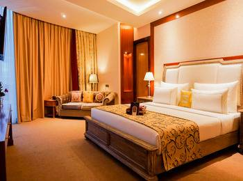 Cinnamon Hotel Boutique Syariah Bandung - Cinnamon Suite Regular Plan