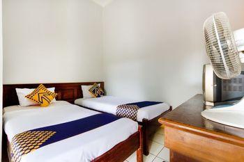 SPOT ON 2730 Hotel Maribaya Indah Syariah Tasikmalaya - Spot On Twin Early Bird Deal