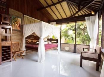 Kubu Ampo Villa Bali - Three Bedroom Pool Villa Regular Plan
