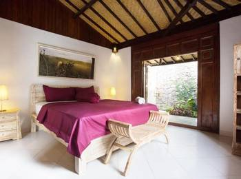 Kubu Ampo Villa Bali - Two Bedroom Pool Villa  Regular Plan