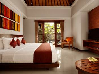 The Wolas Villas and Spa Bali - One Bedroom Pool Villa Non Refund Regular Plan
