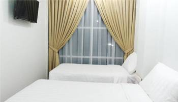 An Hotel Satrio Kuningan Jakarta Jakarta - Deluxe Twin With Window Regular Plan
