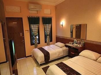 Patria Plaza Hotel Blitar - Family 3 in 1 Regular Plan