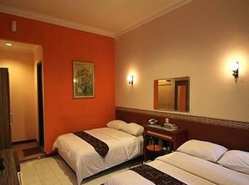 Patria Plaza Hotel Blitar - Family 3 in 1 Room Only Regular Plan