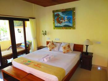 Amed Cafe Hotel Bali - Double Room (diving center) Regular Plan