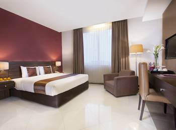 Grage Ramayana Hotel Yogyakarta - Executive Room Kingsize Bed Grama Basic Deal Save 21%