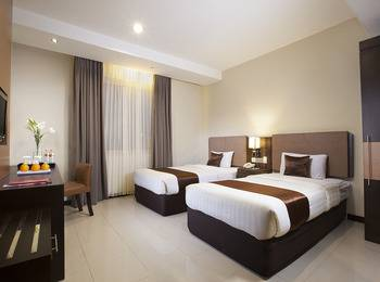 Grage Ramayana Hotel Yogyakarta - Deluxe Room Twin Bed Grama Minimum Stay 3 Night Save 26%