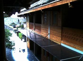 Kampung Sumber Alam Garut - Villa Kawung Regular Plan