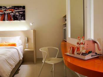 HARRIS Hotel Samarinda - Fun School Holiday at Harris Room City View Regular Plan