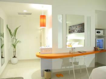 HARRIS Hotel Samarinda - HARRIS River View - Room Only Regular Plan