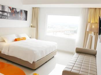 HARRIS Hotel Samarinda - HARRIS River View - Room Only TAUZIA GREAT SALE