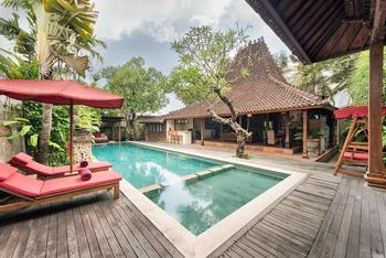 Joglo Legacy Bali - One Bedroom Villa Regular Plan