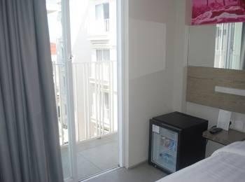 favehotel Kuta - Standard Room With Breakfast Basic Deal 5% OFF