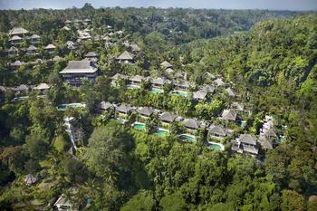 The Royal Pita Maha Resort Ubud - Deluxe Pool Villa Regular Plan