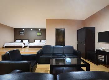 Villa Lemon Bandung - Suite Regular Plan