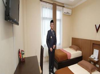 Lembasung Boutique Hotel Tarakan - Superior Twin Room - With Breakfast Regular Plan