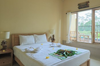 Bali Sunshine Homestay Ubud Bali - Deluxe Room Terrace View room only Min Stay 3N