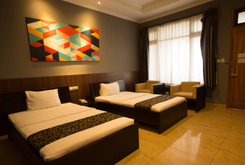 Hotel Cianjur Cianjur - Standard Twin- Room Only Regular Plan