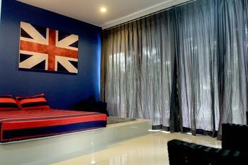 Padmadewi Anyer Serang - Beach View Room Regular Plan